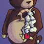 Bear by KillerPinkArt