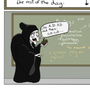 comic: In my english class: My Disney brains by Hera-M
