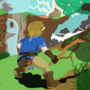 The legend of Zelda : Breath of the Wild by GoldSynapses