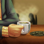 ::Morning Coffee:: by dominiichan