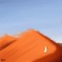 Desert Wanderer by Runicks