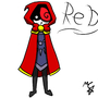 Red by M1n1Cat