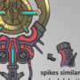 Warframe: Portal Lance Concept