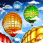 Hot Air Balloons by BeKoe