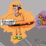 Ricas y sabrosas hamburguesas (humor) by drlcreativo