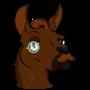 Fancy Llama by TheIYouMe