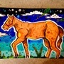 Simple Marker Horse by BeKoe