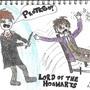 Bilbo Baggins & Ron Weasley by Robertoed