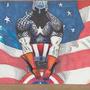 Captian America by Jonesy1970