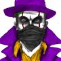 Masked Joker by Strangematti