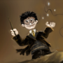 Harry saves the Ring..... by HarmtheHarmful