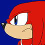 Knuckles Who Doesn't Chuckles by Ardhamon