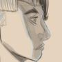 Semi Realistic Profile. by Littleninja02