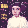 Small Tribute To Carrie Fisher by CaptainDioShiba