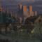 Dusk Castle