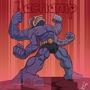 Machamp by fabianlpineda
