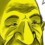 Homer Simpson on #homersaturday by Glenorsven