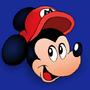 It'sa me Mickey!
