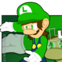 Luigi by IvoAluminum