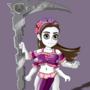 Goddess of Death (Chibi)