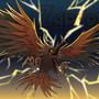 Zapdos by fabianlpineda