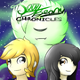 Jelly Bean Chronicles cover by JellyFloof
