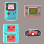 Handhelds by maruki