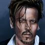 Johnny Depp by Tylerroyle10
