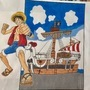 """Luffy and the """"Going Merry"""" by DocWinther"""