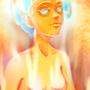 Fire In The Woods by SkoopleFloop