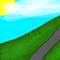 Grassy Hill Background (01)
