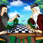 Magic Chess Gandalf vs Dumbledore by EmblemAngel15