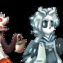 Fanart ! Cookie and Girashu