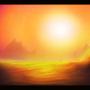 Alien Planet by Stellarian
