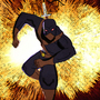 Nihil escaping out of the hellish fire by shmitty6491