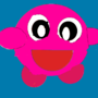 Cartoonish Kirby by InkLuigi213