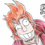 Phillip J. Fry: Futurama Zetto by Skillet91