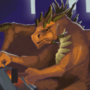 Dragon Smith by kazorkthedork