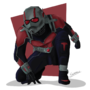 Ant-Man by Scrapolio