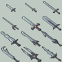 Sword Icon Set
