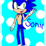 Sonic by Yamelie