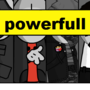 5 powerfull gays by xKirxeee