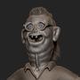 Creepy Computer Salesman