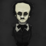 Edgar Allan Poe by Stopsignal