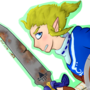 Link needs a new sword. by TheZsquad667