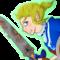 Link needs a new sword.