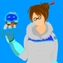 Minimalist Mei by ImperfectDreamz