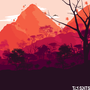 Flat Landscape by bornracer