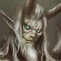 Demon Lord by ArtDeepMind