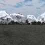 Mountainous Wasteland by Hoeloe